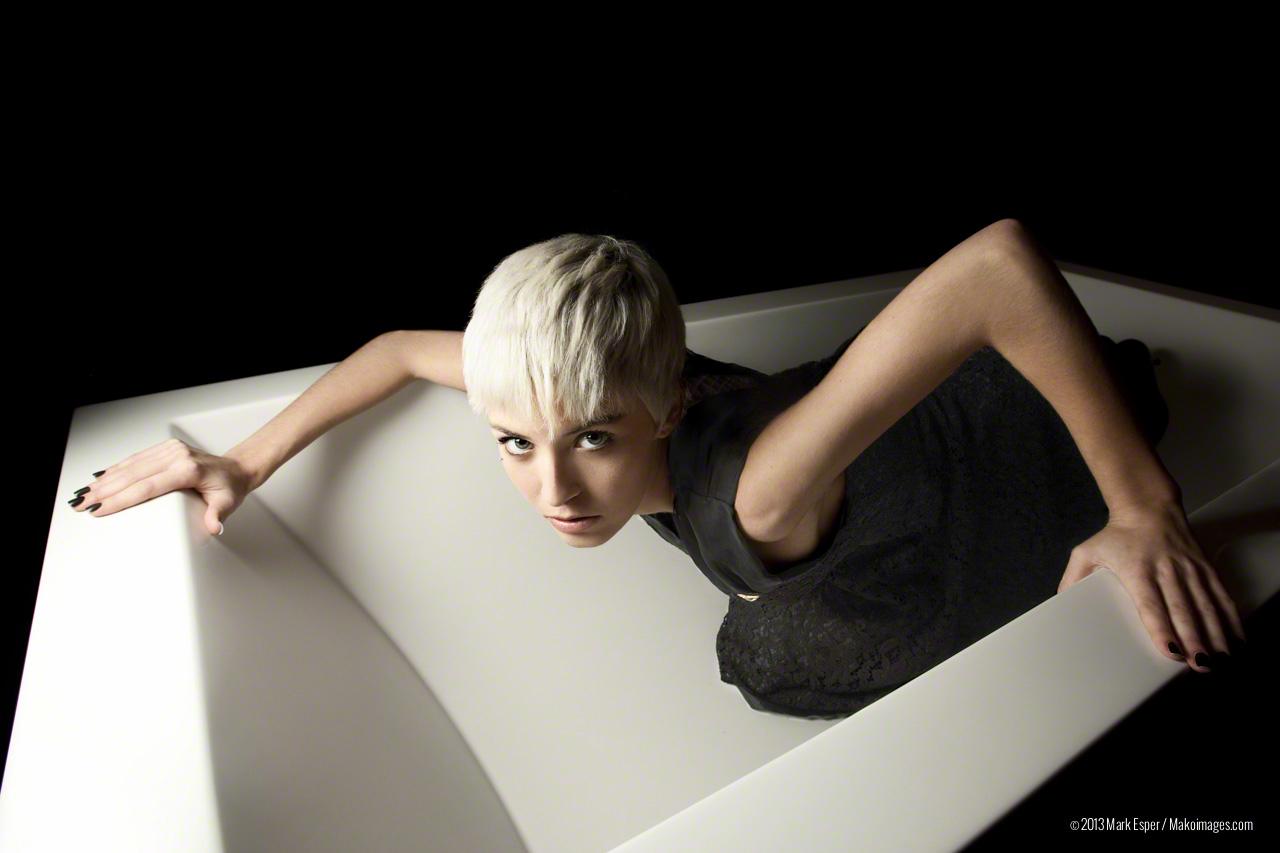 Layka. Fashion Shoot. Mako Images - London Fashion Photographer