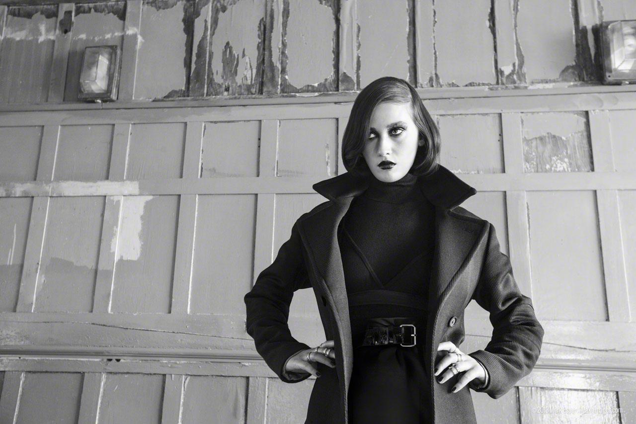 Cecilia. Fashion Shoot. Mako Images - London Fashion Photographer